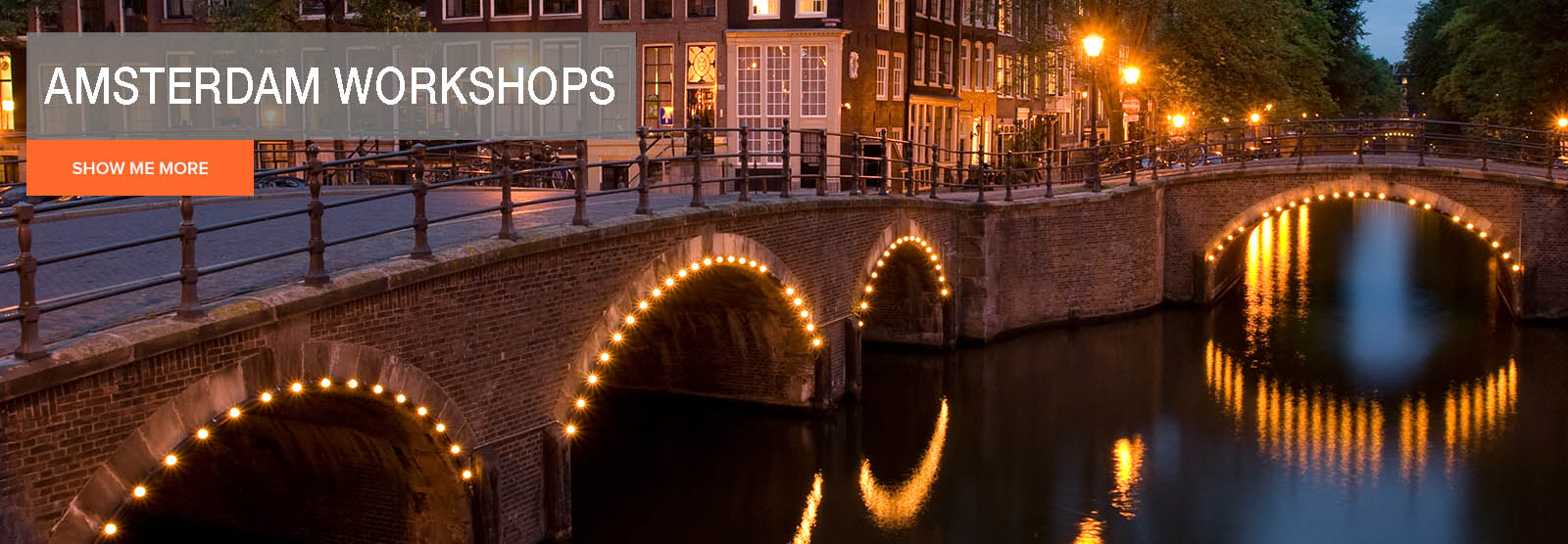 Workshops amsterdam