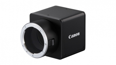 Canon release a monochrome camera with NIKON F Mount??