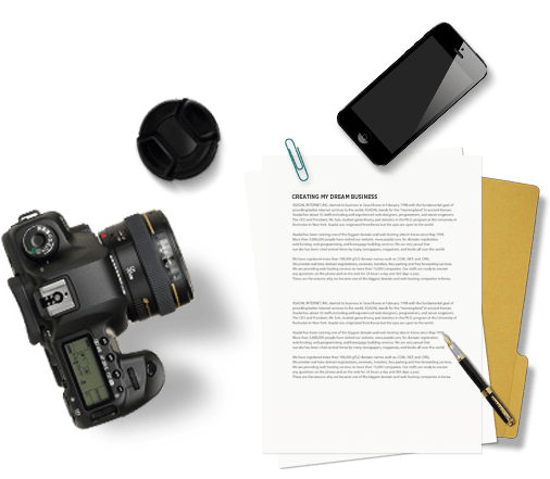 camera with business plan